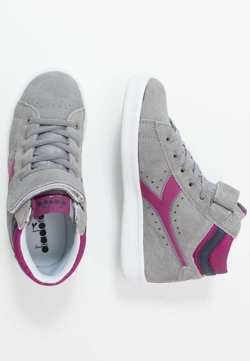Diadora - GAME S HIGH  - Sneakers high - paloma grey