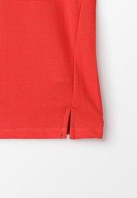 Diadora - T-shirt basic - ferrari red - 2