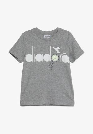 PALLE GLOW IN THE DARK - T-shirt con stampa - light middle grey melange
