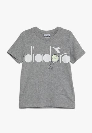 PALLE GLOW IN THE DARK - T-shirt imprimé - light middle grey melange