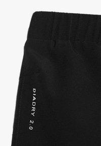 Diadora - Korte sportsbukser - black - 3