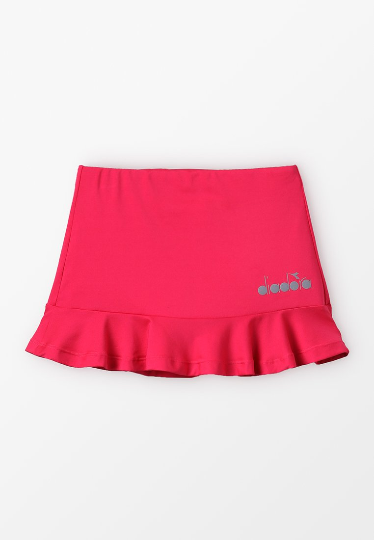 Diadora - SKIRT - Sportsnederdel - red virtual pink