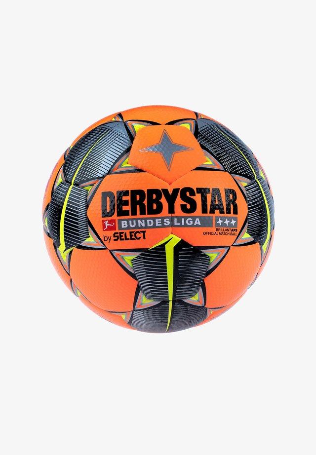 Football - orangeschwarzgelb