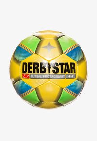 Derbystar - FUTSAL PROTAGONIST  - Fodbolde - yellow/green/blue - 0