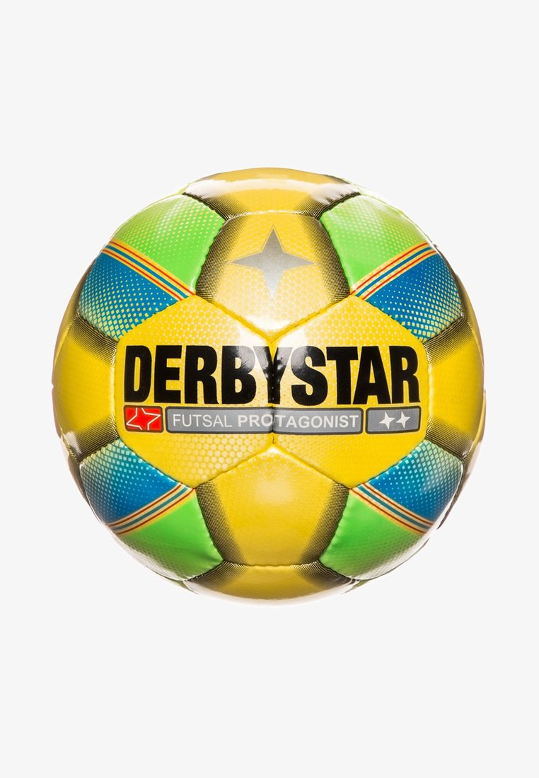 Derbystar - FUTSAL PROTAGONIST  - Fodbolde - yellow/green/blue