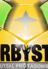 Derbystar - FUTSAL PROTAGONIST  - Fodbolde - yellow/green/blue - 1
