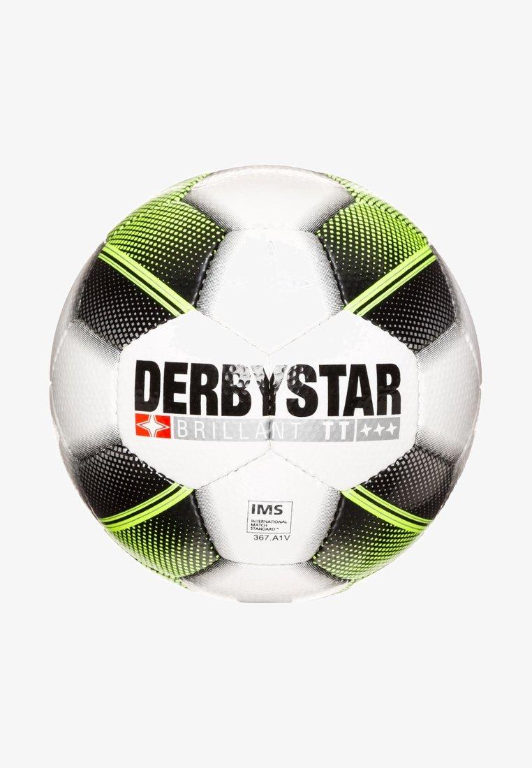 Derbystar - BRILLIANT FUTURE - Fodbolde - white/black/yellow
