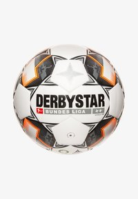 Derbystar - BUNDESLIGA HYPER - Football - white/black/orange - 0