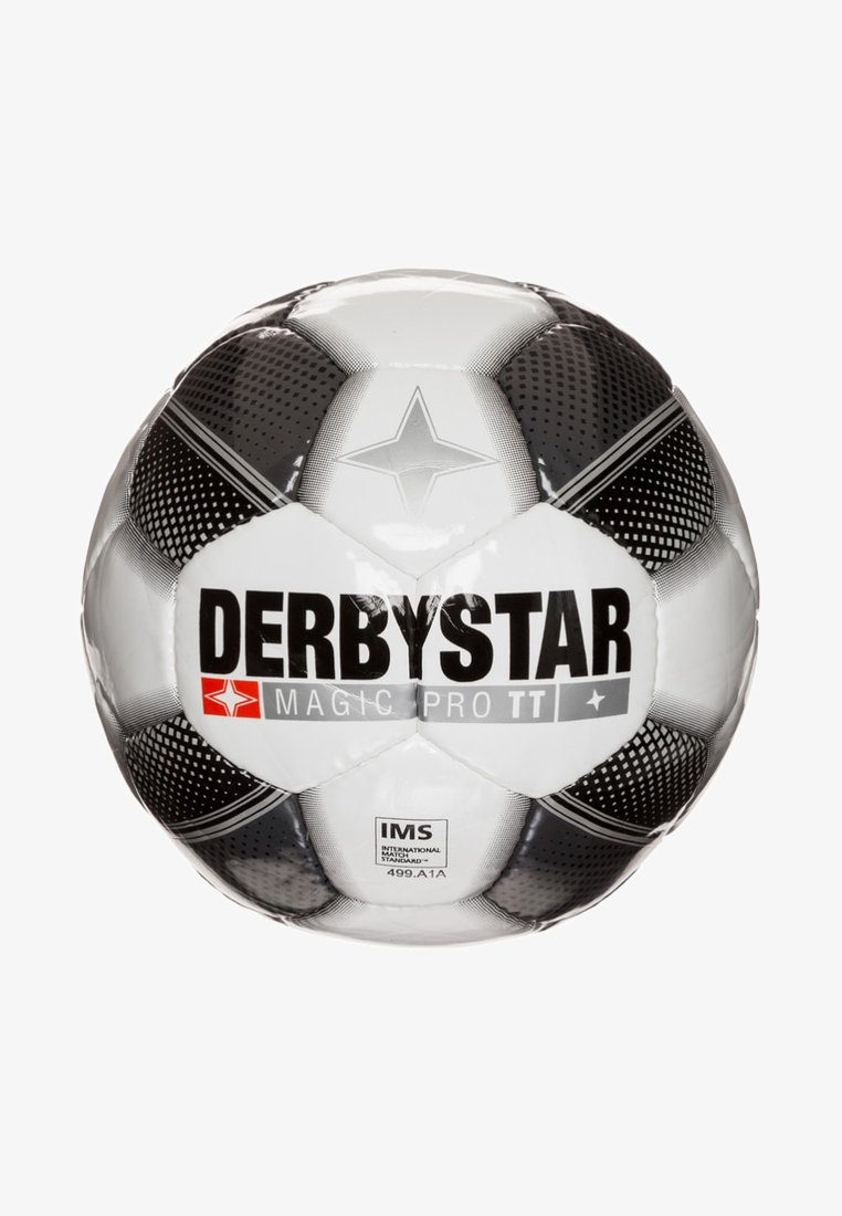 Derbystar - Football - white/black/grey
