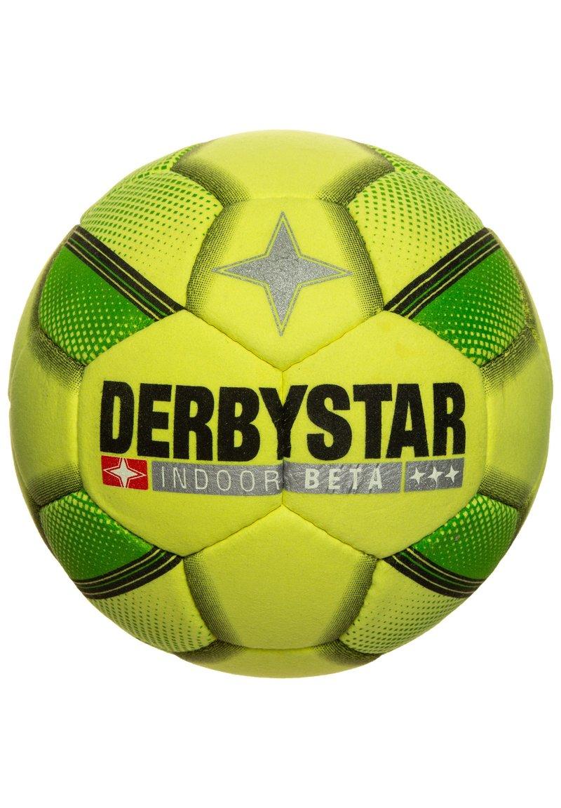 Derbystar - INDOOR BETA FUSSBALL - Football - gelb / gruen / schwarz