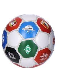 Derbystar - BUNDESLIGA CLUBLOGO PRO FUSSBALL - Football - weiss / grau - 2