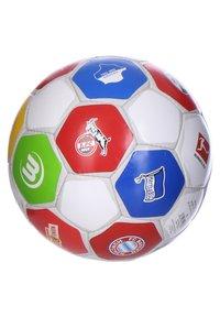 Derbystar - BUNDESLIGA CLUBLOGO PRO FUSSBALL - Football - weiss / grau - 3