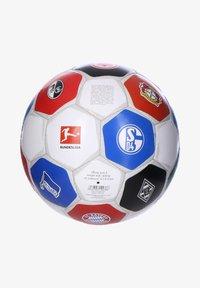 Derbystar - BUNDESLIGA CLUBLOGO PRO FUSSBALL - Football - weiss / grau - 1