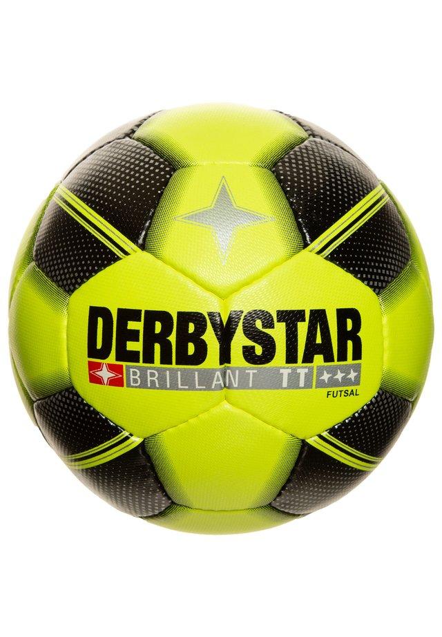 BRILLANT TT FUTSAL FUSSBALL - Football - gelb / schwarz / grau