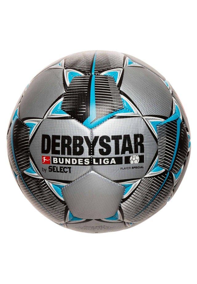 PLAYER BUNDESLIGA FUSSBALL - Football - silber / schwarz / weiß