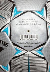 Derbystar - PLAYER BUNDESLIGA FUSSBALL - Football - silber / schwarz / weiß - 2