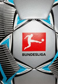 Derbystar - PLAYER BUNDESLIGA FUSSBALL - Football - silber / schwarz / weiß - 3