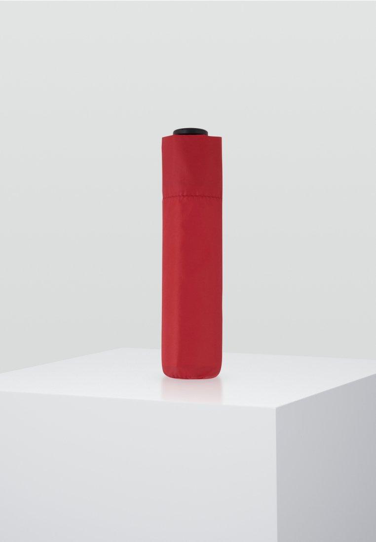 Doppler - Schirm - red