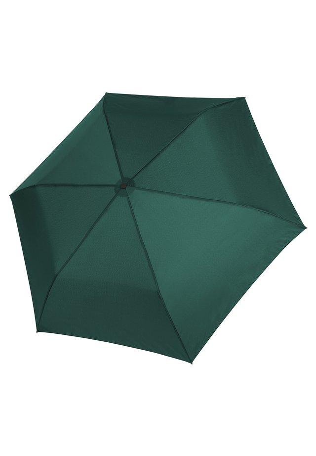 DOPPLER TASCHENSCHIRM ZERO99 ULTRA LIGHT POLYESTER 21 X 90 X 5 C - Umbrella - evergreen [604]