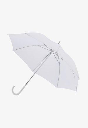 WEDDING AUTOMATIC - Umbrella - white