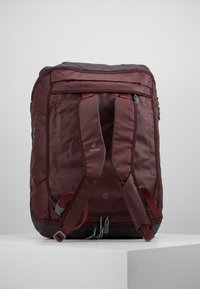 Deuter - Cestovní taška - maron/aubergine - 7