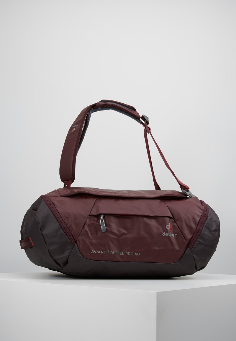 Deuter - Cestovní taška - maron/aubergine
