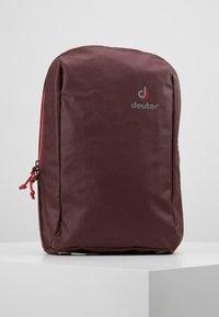 Deuter - Cestovní taška - maron/aubergine - 4