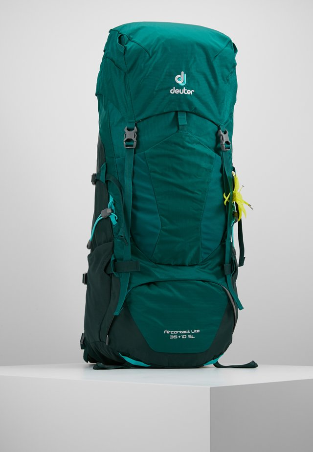 AIRCONTACT LITE 35 + 10 SL - Hiking rucksack - alpinegreen/forest