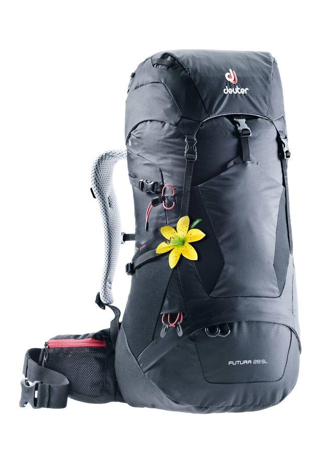 """DEUTER DAMEN TAGES- UND WANDERRUCKSACK """"FUTURA 28 SL"""" - Hiking rucksack - black"""