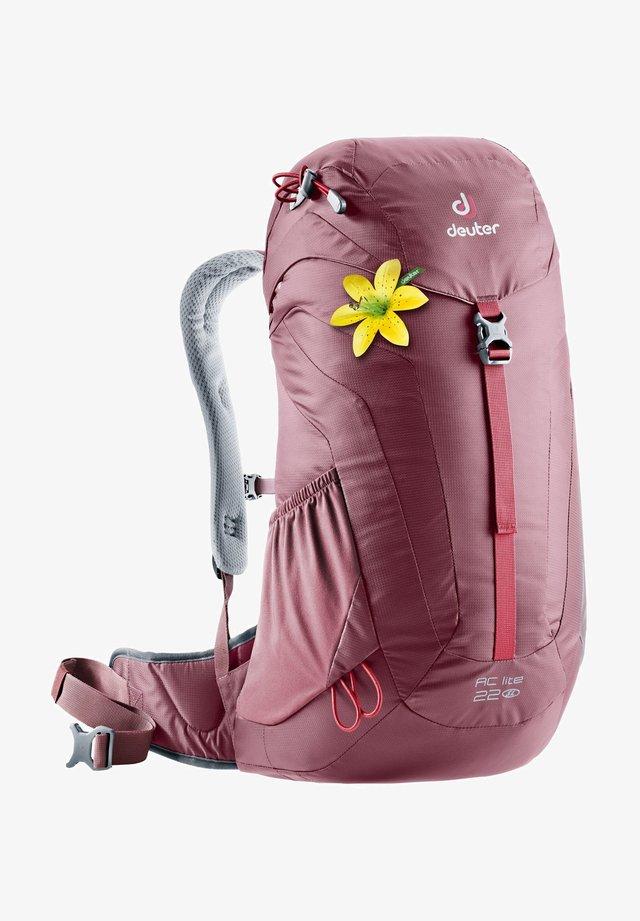 AC LITE  - Hiking rucksack - maron