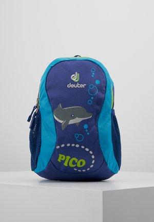 PICO - Batoh - indig turquoise