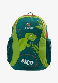 Deuter - PICO - Batoh - alpinegreen/kiwi - 1