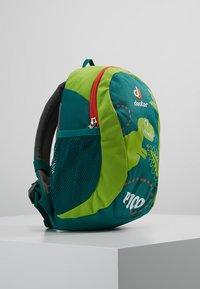 Deuter - PICO - Batoh - alpinegreen/kiwi - 4