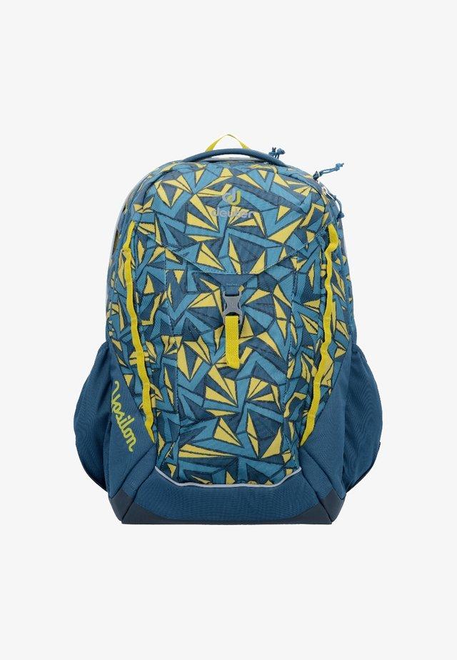 YPSILON - Plecak - blue/yellow