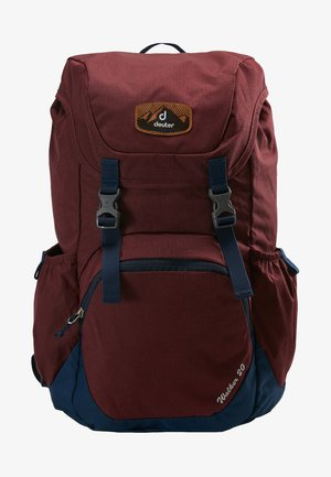 WALKER 20 - Rucksack - maron/midnight