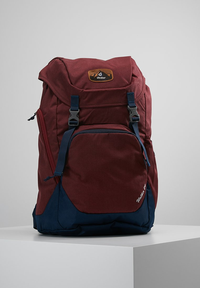 Deuter - WALKER 24 - Backpack - maron/midnight