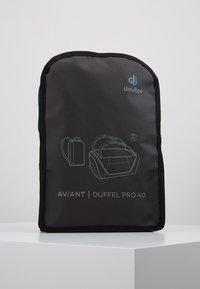 Deuter - AVIANT DUFFEL PRO 40 - Holdall - black - 6