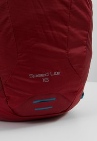 Deuter - SPEED LITE 16 - Mochila - cranberry/maron - 7