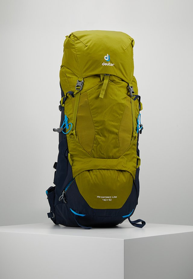 AIRCONTACT LITE 40 + 10 - Backpack - moss/navy