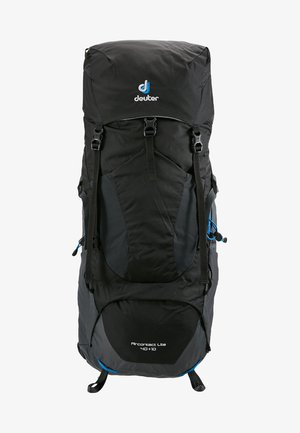AIRCONTACT LITE 40 + 10 - Backpack - black/graphite