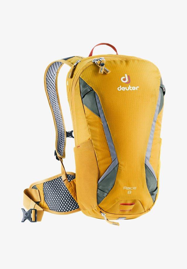 RACE  - Backpack - senf (521)