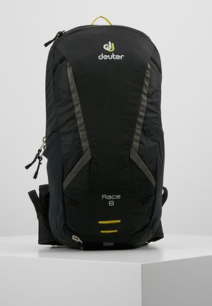 RACE 8 - Backpack - black