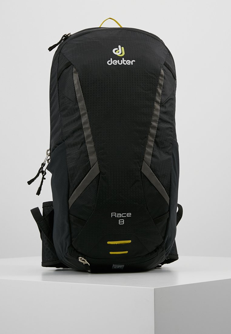 Deuter - RACE 8 - Vandrerygsække - black