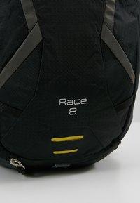 Deuter - RACE 8 - Sac de randonnée - black - 8