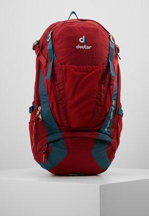 TRANS ALPINE 30 - Backpack - cranberry/arctic