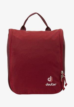WASH CENTER II - Kosmetická taška - cranberry/maron