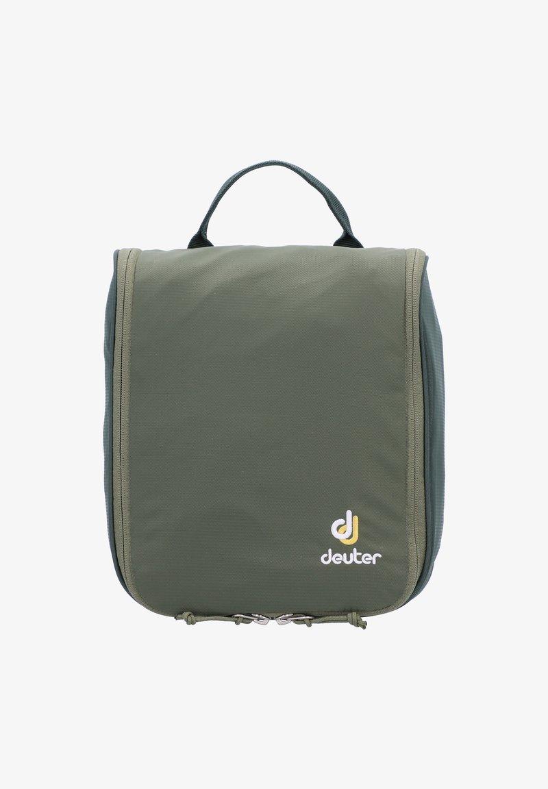 Deuter - WASH CENTER II - Wash bag - green