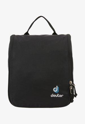 WASH CENTER II - Wash bag - black