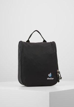 WASH CENTER II - Kosmetická taška - black
