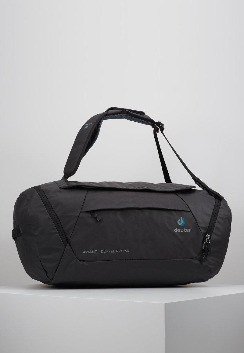 Deuter - AVIANT DUFFEL PRO 60 - Sports bag - black